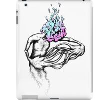 Gathering My Thoughts for the Night iPad Case/Skin