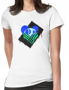 El Bandito Womens Fitted T-Shirt