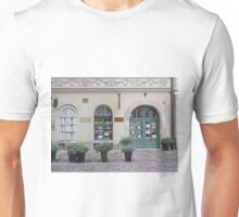 Book Shop, Krakow, Poland Unisex T-Shirt