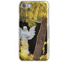 Karridale Cemetry - Angel in a Peppermint Tree     iPhone Case/Skin