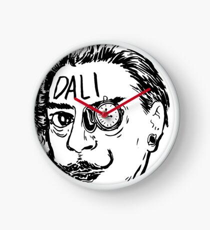 Salvador Dali's Time Clock
