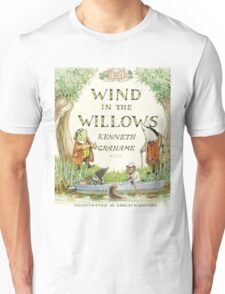 Wind in the Willows By Kenneth Grahame Unisex T-Shirt