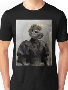 Miss Squirrel Unisex T-Shirt