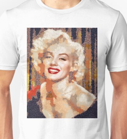 Marilyn Monroe, Actress Unisex T-Shirt