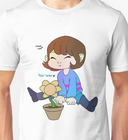 Frisk from Undertale Unisex T-Shirt