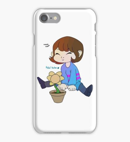 Frisk from Undertale iPhone Case/Skin