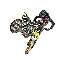 JUSTIN #51 barcia Photographic Print