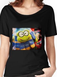 Froggy face Women's Relaxed Fit T-Shirt