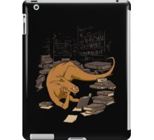 The Book Wyrm iPad Case/Skin