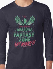 Get Ready! Long Sleeve T-Shirt