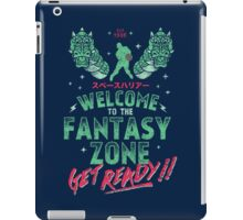 Get Ready! iPad Case/Skin