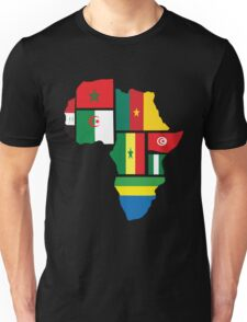 2017 africa cup of nations Unisex T-Shirt