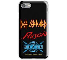 2017 American Tour Def iPhone Case/Skin