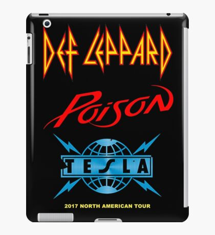 2017 American Tour Def iPad Case/Skin