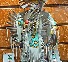 Kachinas at Crazy Horse by Graeme  Hyde