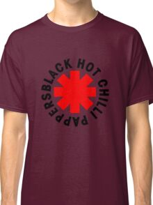 black hot chili pappers Classic T-Shirt