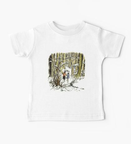 The Lion, The Witch and The Wardrobe By CS Lewis Baby Tee