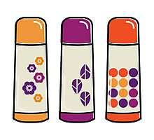 New designers Thermo bottle Photographic Print