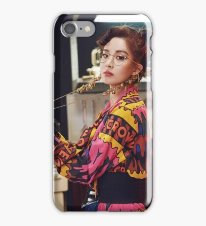 seohyun dont say no iPhone Case/Skin