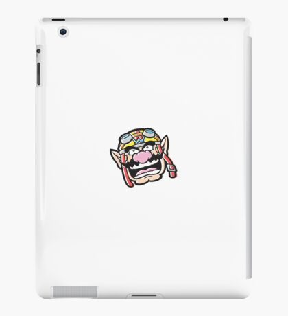 Wario TOUCHED iPad Case/Skin