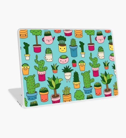 Patio by Elebea Laptop Skin