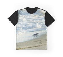 Surf and Turf Graphic T-Shirt