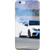Burn Rubber C63 Black Series iPhone Case/Skin