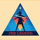 The Legend by MeleeNinja