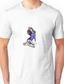 D.VA OVERWATCH PIN-UP (NO TEXT) Unisex T-Shirt