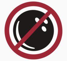 No bowling Kids Clothes