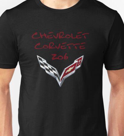 CHEVROLET CORVETTE ZO6 LOGO Unisex T-Shirt