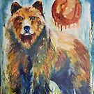 Sundance Bear by twopoots