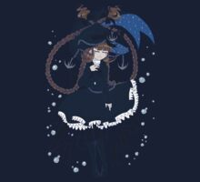 Wadanohara and the Great Blue Sea - The Sea Witch by tempe-nightsky