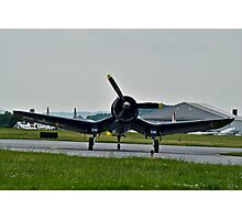 CAF Corsair Photographic Print