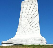 The Wright Brothers Memorial by GavrielDeath