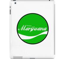 Enjoy Marijuana iPad Case/Skin