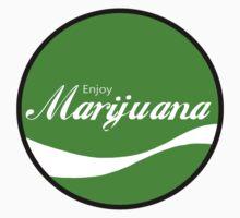Enjoy Marijuana by ColaBoy