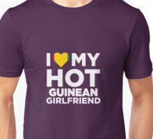 I Love My Hot Guinean Girlfriend Unisex T-Shirt