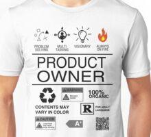 Product Owner Unisex T-Shirt