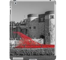 Cascading Red Poppies iPad Case/Skin