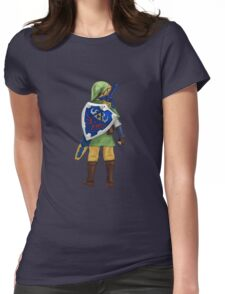 A New Adventure - Link Womens Fitted T-Shirt