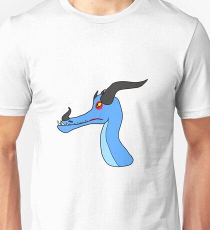 Minimalist Dragons: Typhoomerang Unisex T-Shirt