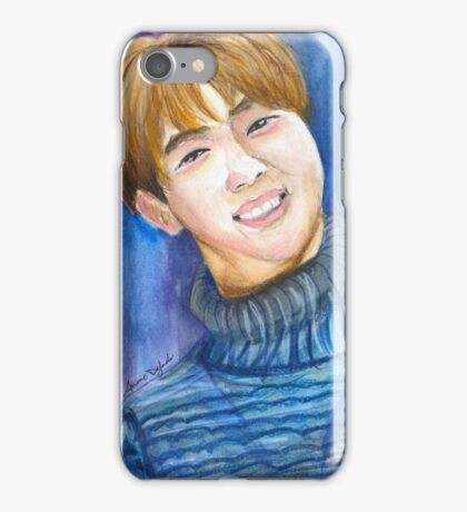 JIN iPhone Case/Skin