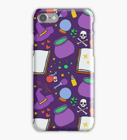 Pure magic iPhone Case/Skin
