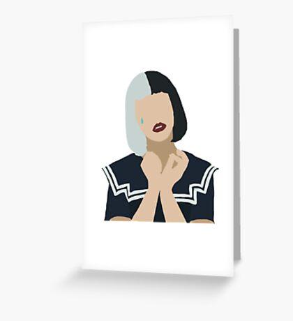 Melanie Martinez Greeting Card