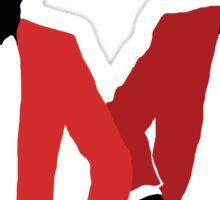 Tyler Joseph & Josh Dun - twenty one pilots emotional roadshow Sticker