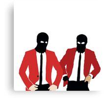 Tyler Joseph & Josh Dun - twenty one pilots emotional roadshow Canvas Print