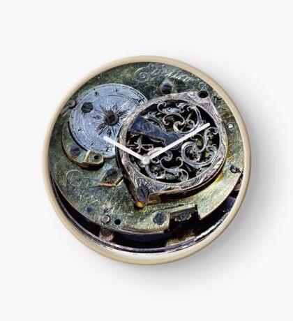Watch movement. Clock