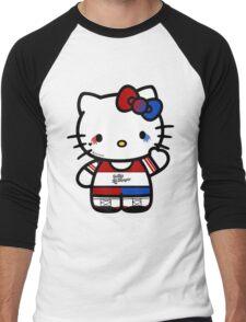Hello Quinn Men's Baseball ¾ T-Shirt