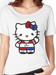 Hello Quinn Women's Relaxed Fit T-Shirt